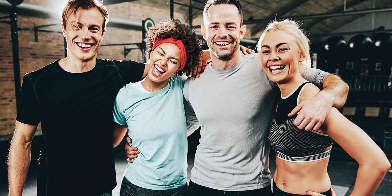 skyfit Club für alle Fitness-Level - Dein Fitnessclub+